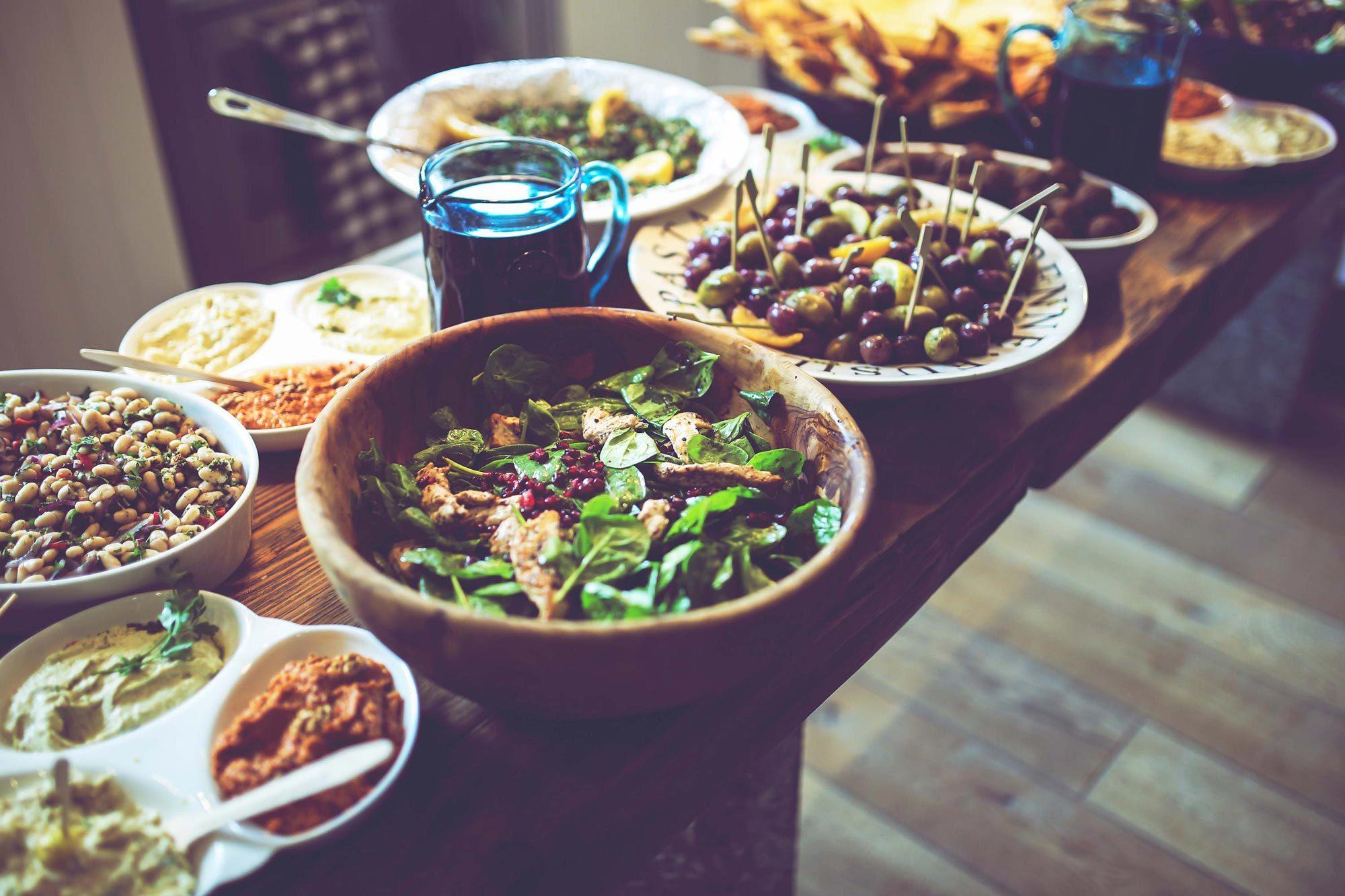 Food salad healthy vegetables 2000 1333 for Cuisine 2000